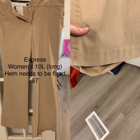 Express Pants - Women's Clothes